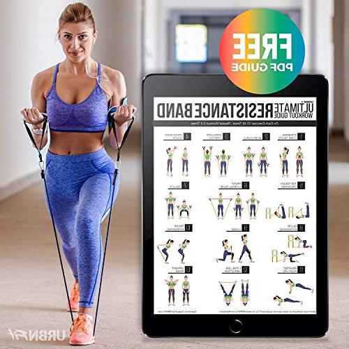 URBNFit Includes & Wrist Strap, Guide for Strengthening and Training