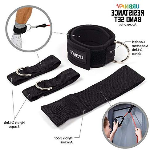 URBNFit Includes Anchor, & Strap, Guide and Carrying for and