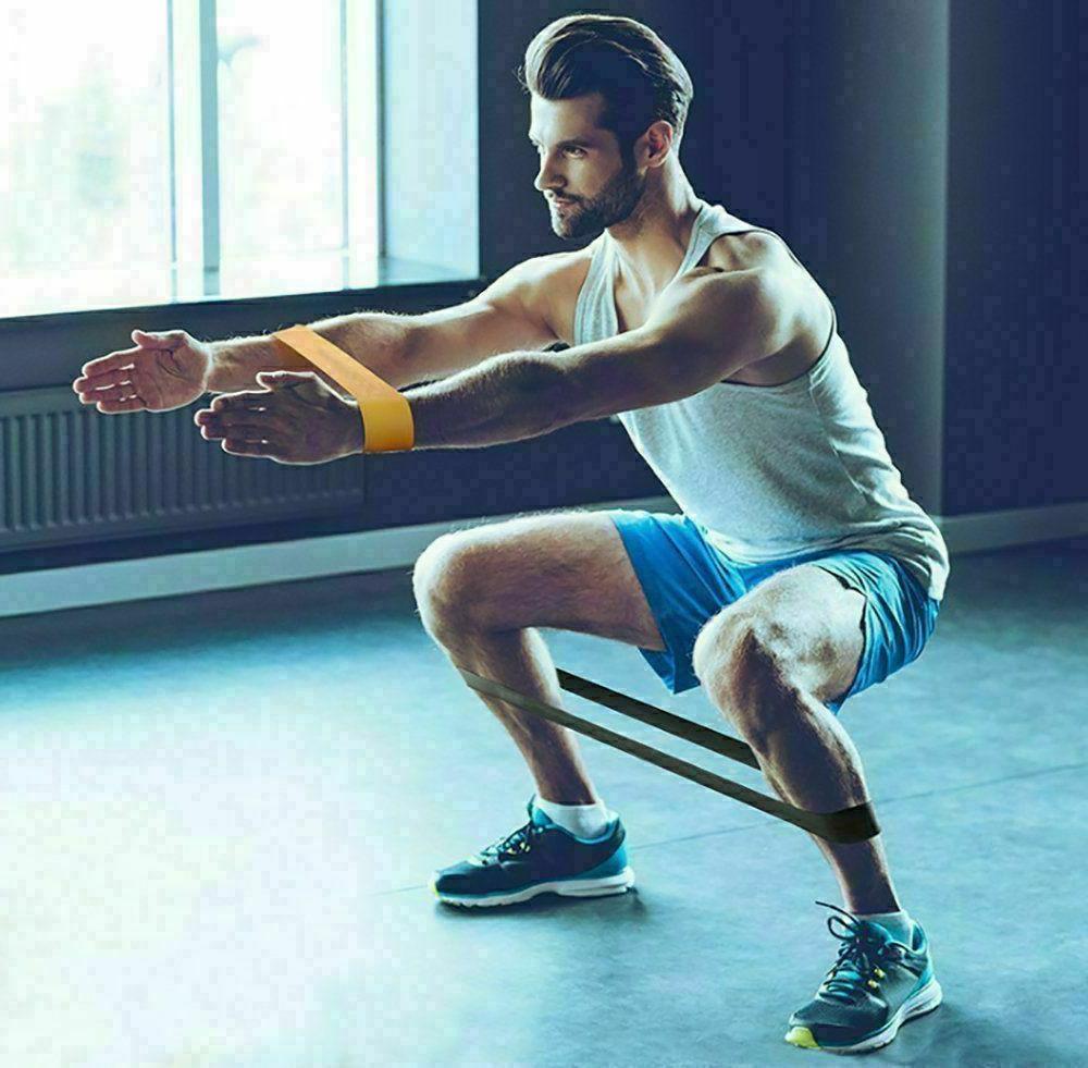 RESISTANCE SET Gym Training Workout