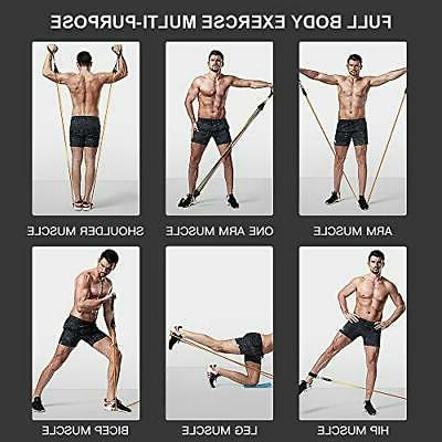 Resistance Tension Set Weights Exercise, Snap