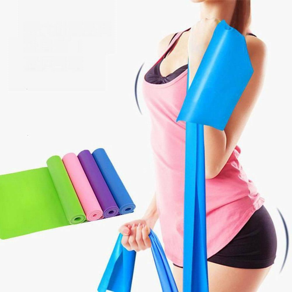 Resistance Bands Fitness Exercise