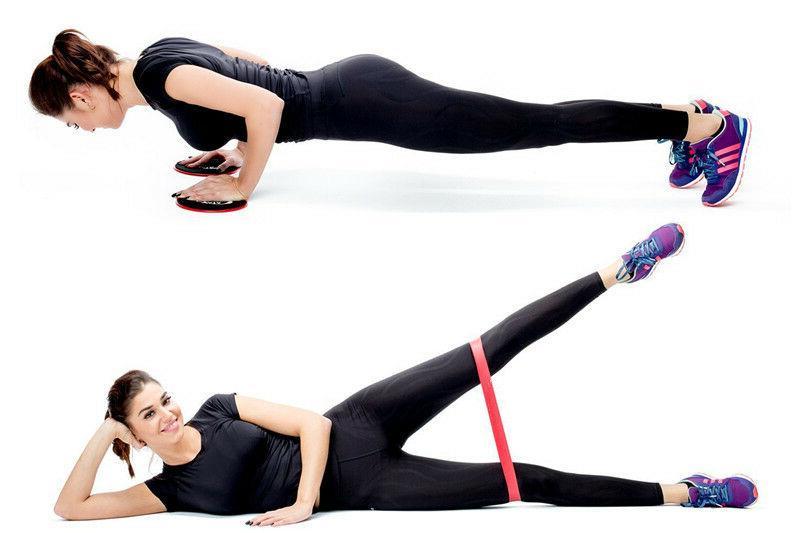 Resistance Tube Exercise Elastic Band Fitness Equipment Yoga