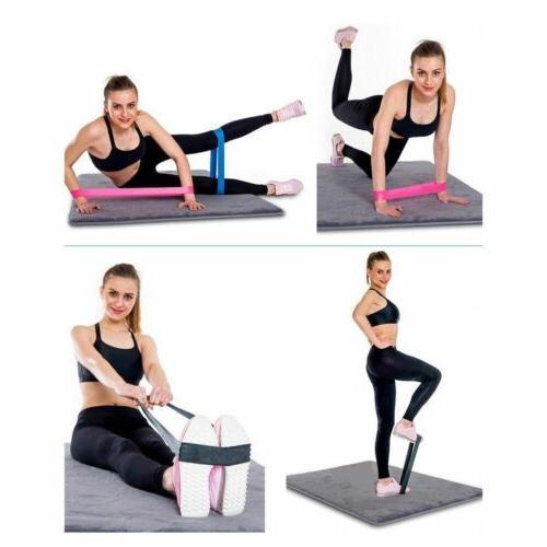 Resistance Tube Workout Exercise Elastic Band