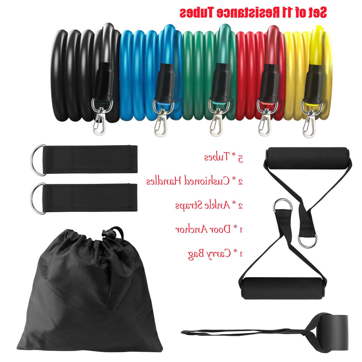 2020 Resistance Door Ankle Straps At Home Workout