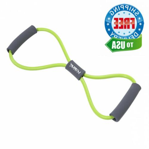 Liveup SPORTS Resistance Tubes with Exercise for...