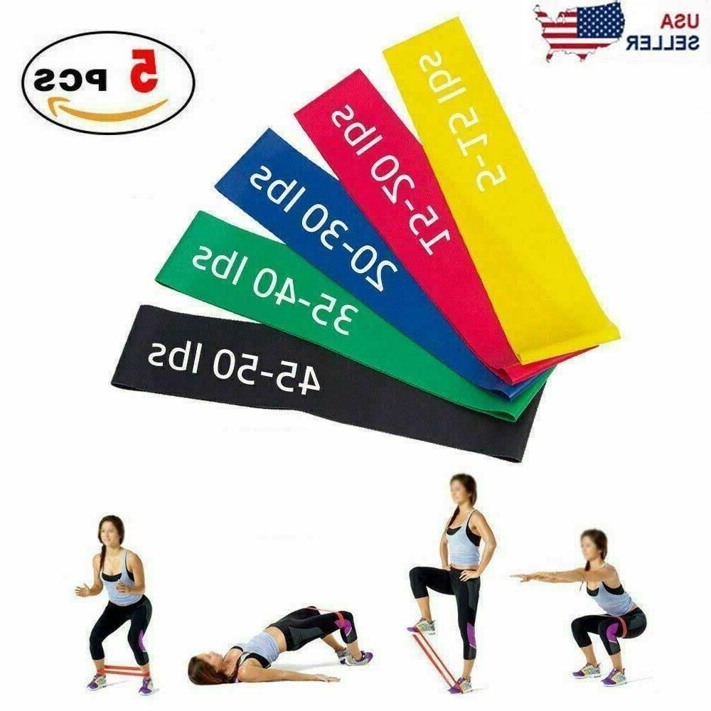 Resistance Set 5 Exercise CrossFit Yoga