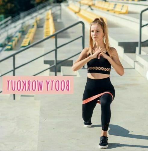Resistance Workout Loop Set CrossFit Fitness Yoga