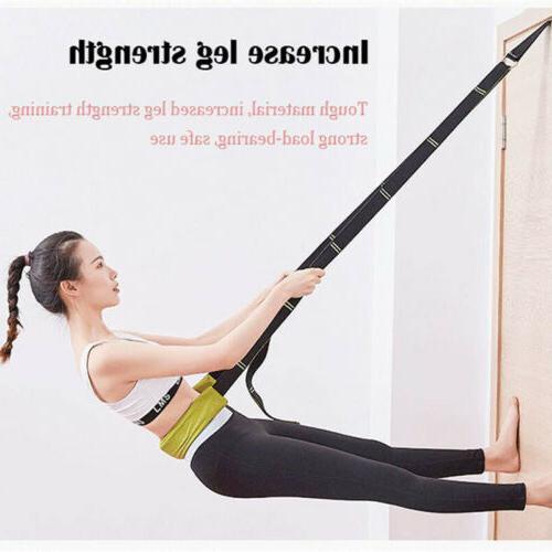 Resistance Door Split Straps Gym Fitness Aid