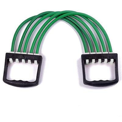 Gym Exercise Fitness With Latex Resistance Bands