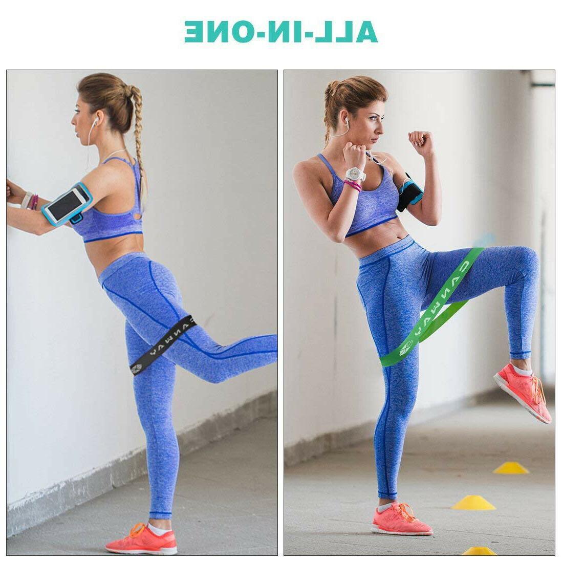 Workout Loop Elastic Stretch
