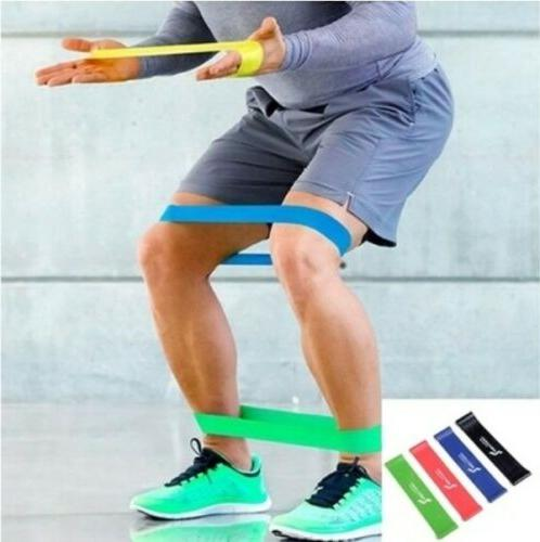 Resistance Exercise Band Yoga Bands Training Strength Light