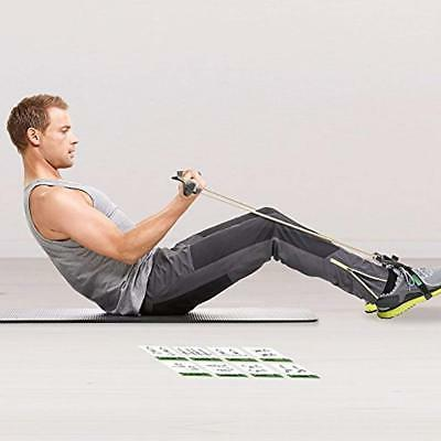 Resistance Tube Cards - Extra Home ""
