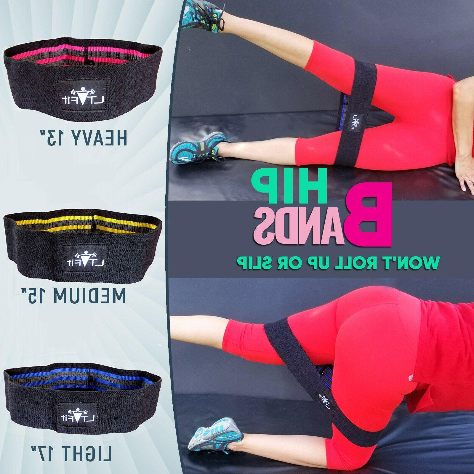 resistance hip circle bands premium exercise glute