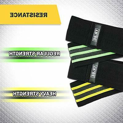 Resistance Bands 2-Pack WOD Leg For Work Out Inner