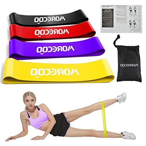 resistance loop bands exercise
