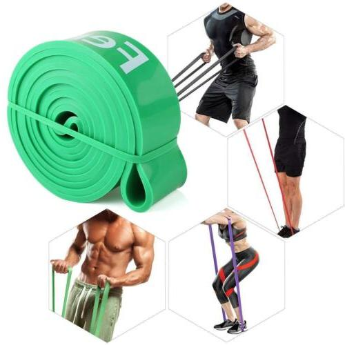 Resistance Loop Resistance Stretch Belt Of 4
