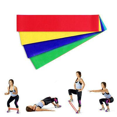 resistance loop bands exercise yoga