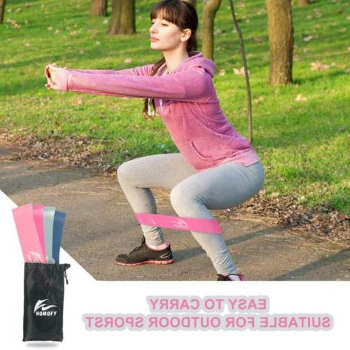 HOMOFY Loop Flexbands Set Exercise Stretch