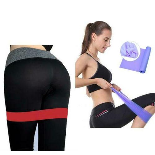 Resistance Bands Latex Exercise & Fitness Set for Gym &