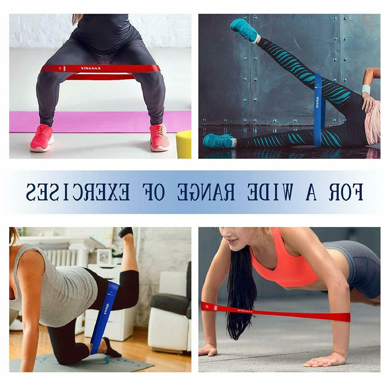 "Natural Pilates Flexbands, 2"" Free"