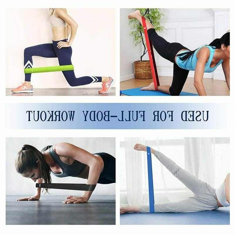 Resistance Strength Gym Yoga Workout