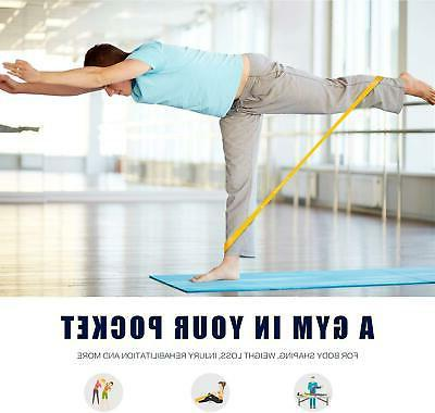 Resistance Loop Natural Pilates Flexbands