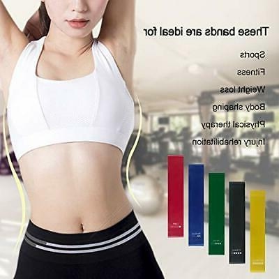 UlikeLF inch Duty Exercise Bands, Workout