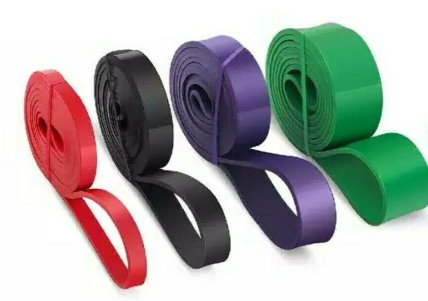 Resistance Bands Bench Fitness Workout Pull