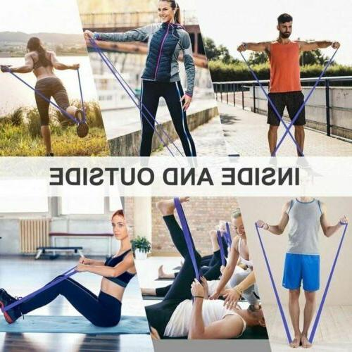 Resistance Set Fitness Exercise