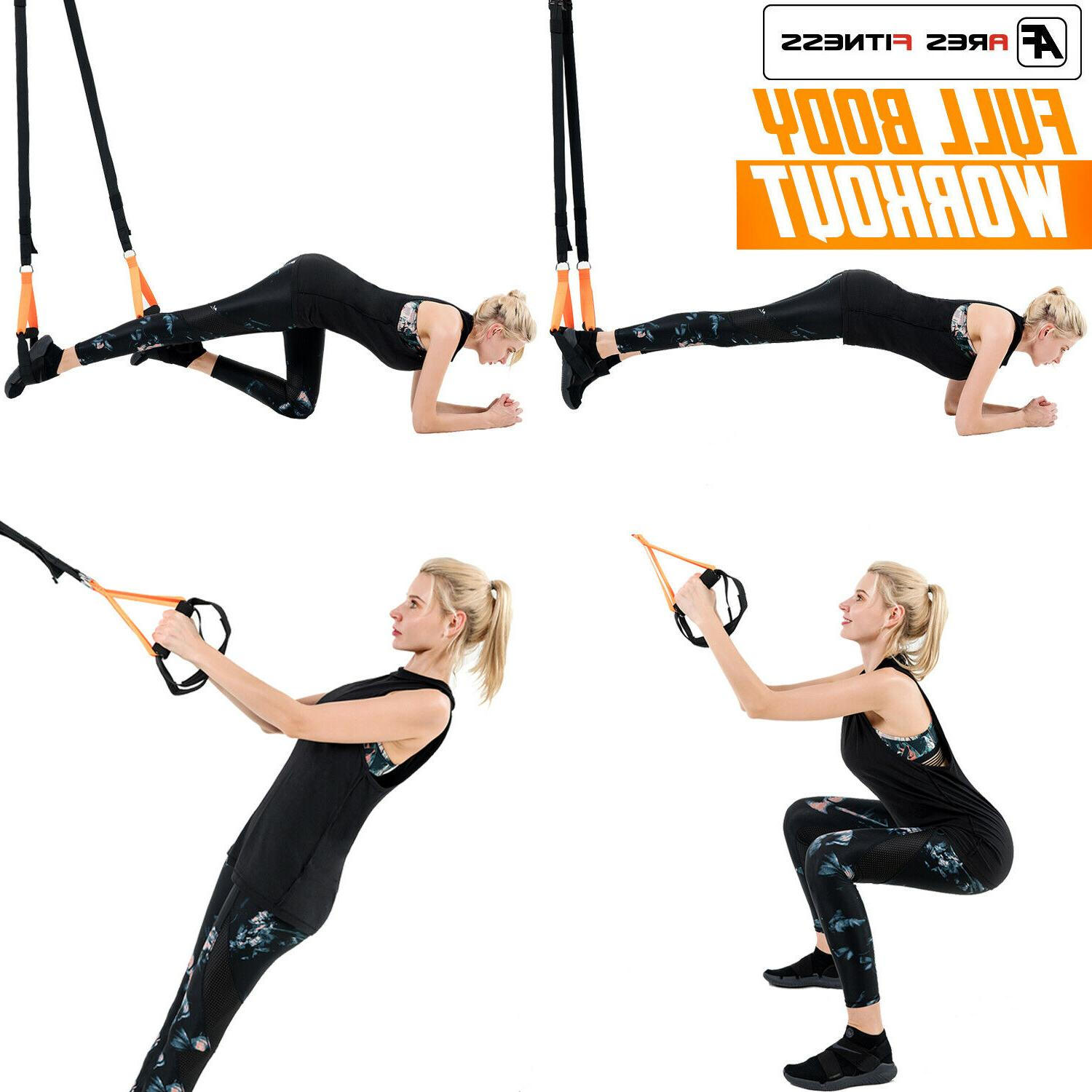 Resistance | Complete BodyWeight Straps Kit