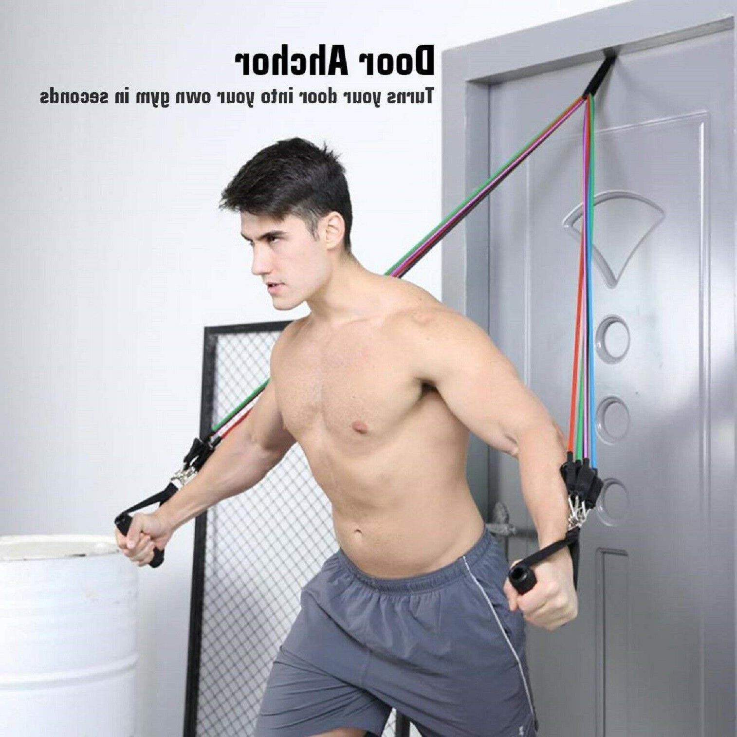 Resistance Fitness Elastic Stretch