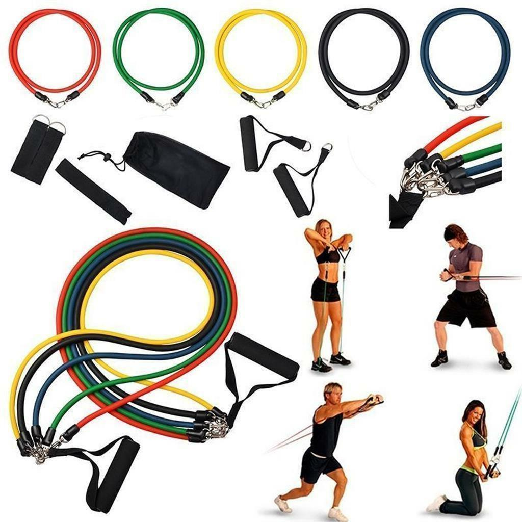 Resistance Workout Stretch Loop