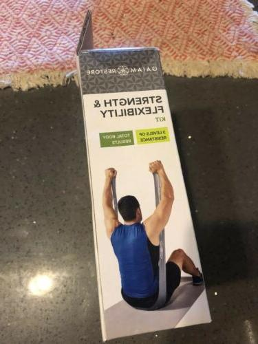 Gaiam Restore Flexibility Kit