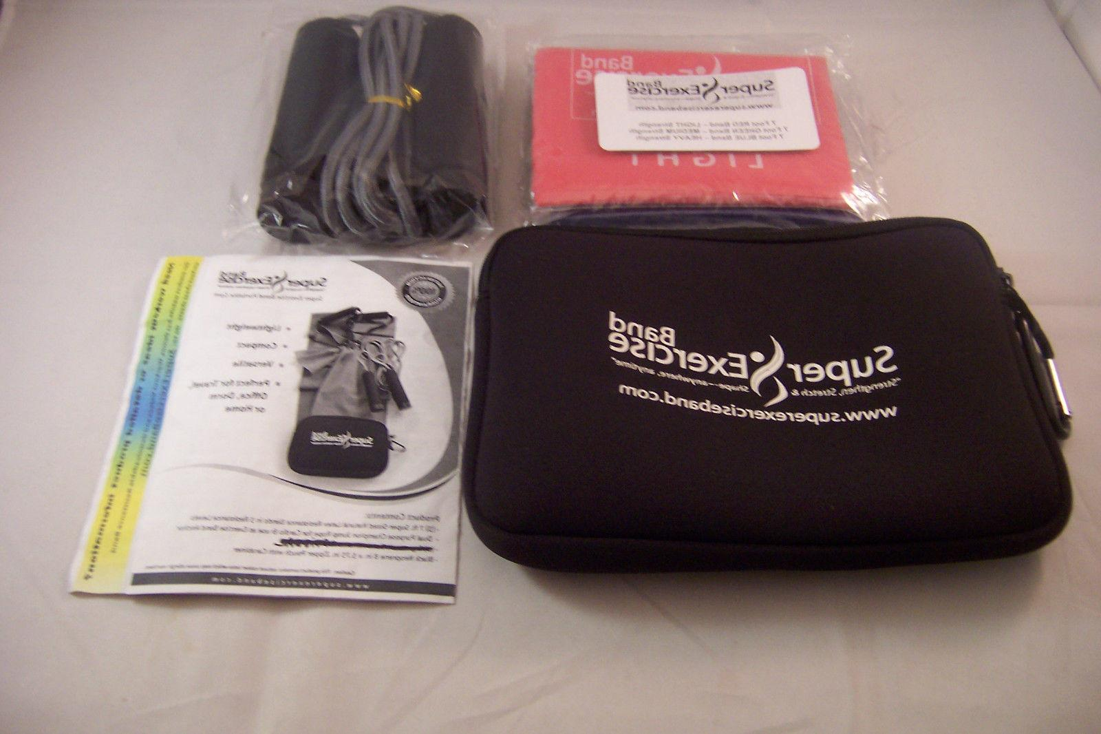 s 3 resistance bands 7 jump rope