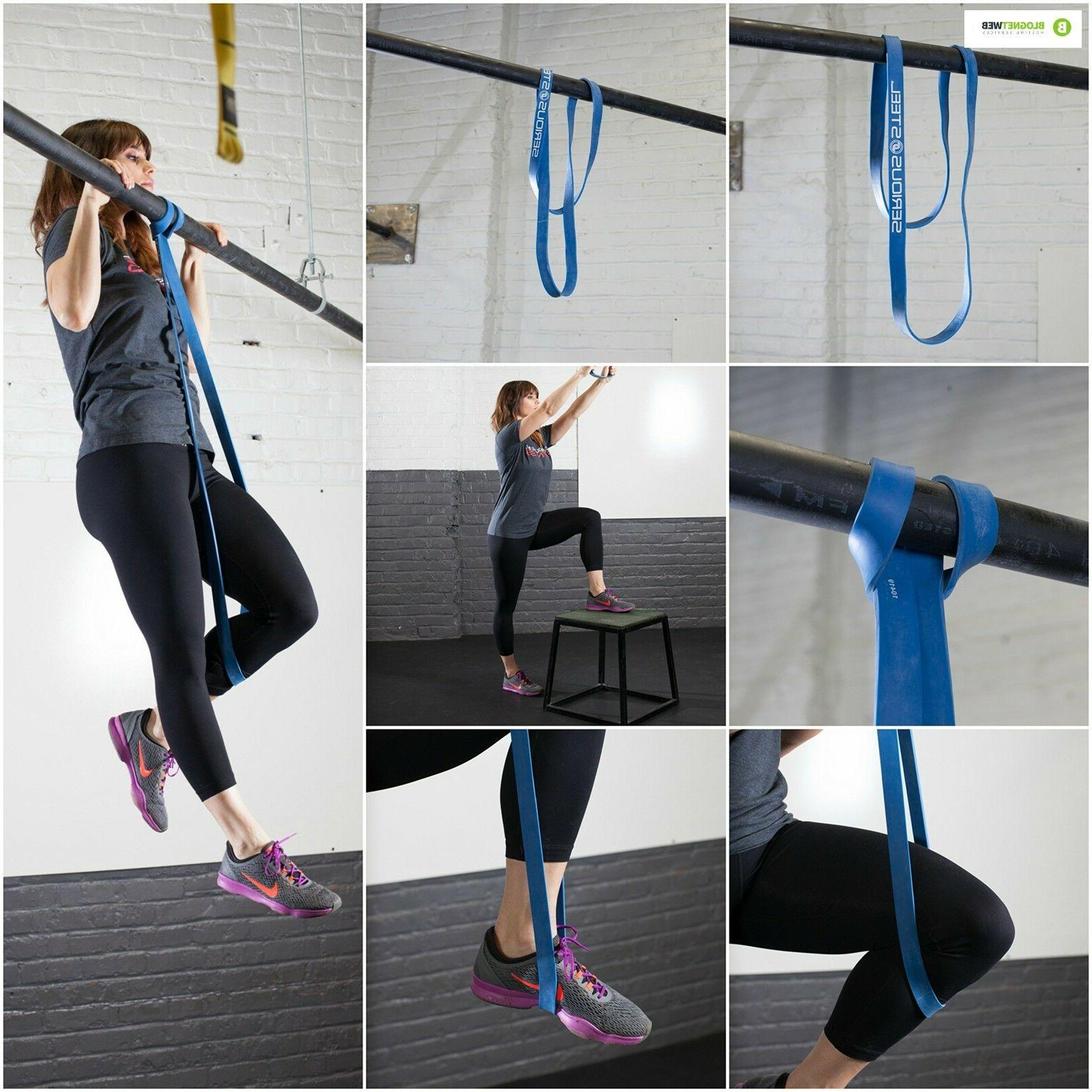 Serious Pull-Up Band, Set