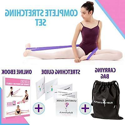 Set Ballet Equipment 2 Exercise Kids Box Gift