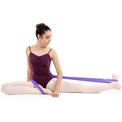 Set Ballet Equipment Of 2 Stretch Bands Exercise Kids Box