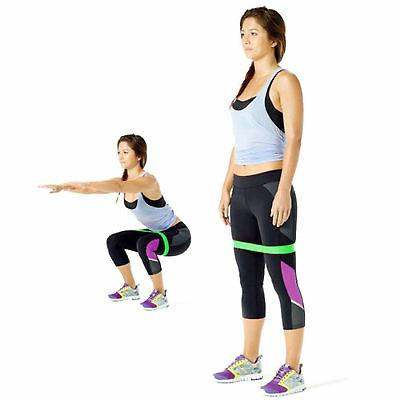 Set Duty Resistance Band Exercise Power Gym