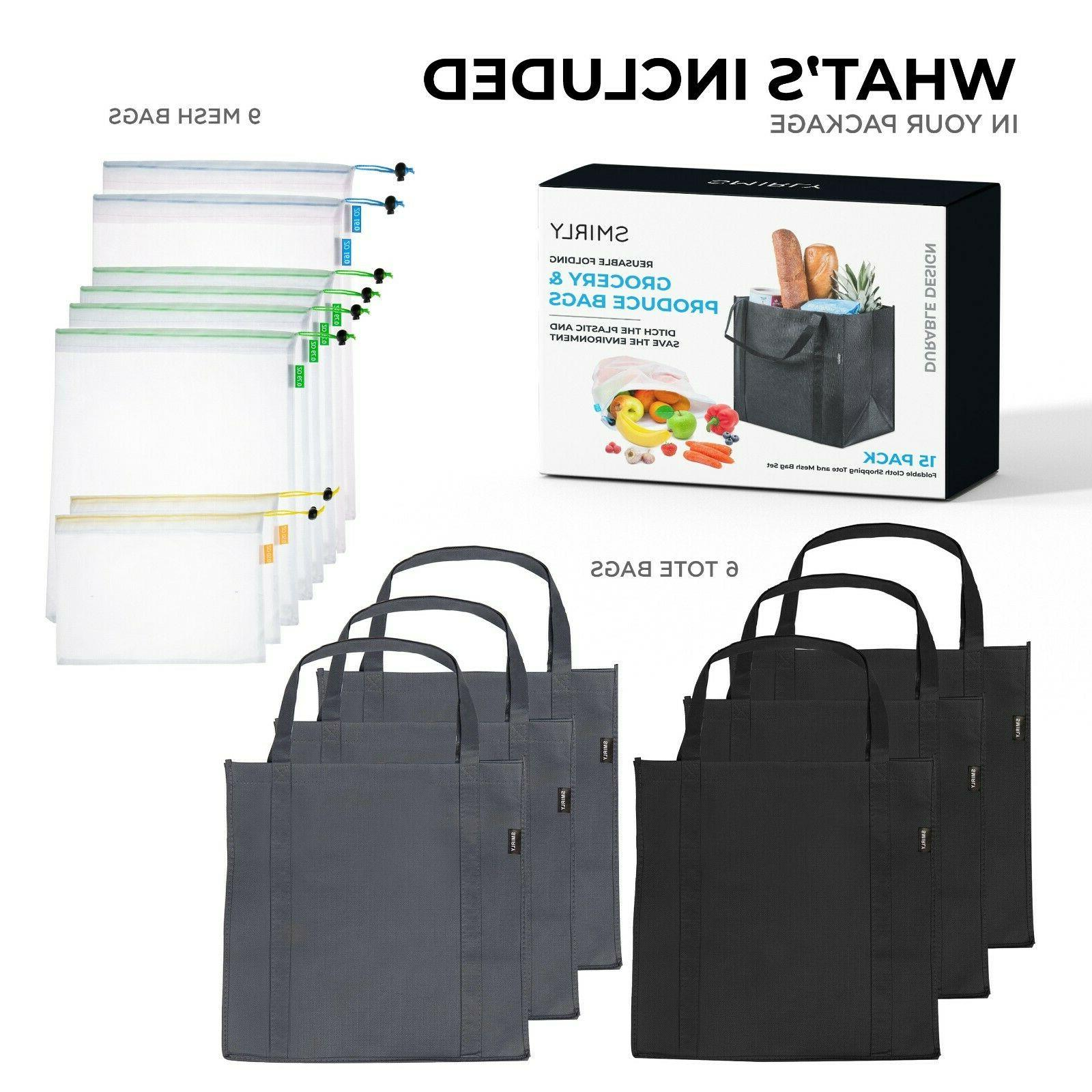 Cotton Grocery Bag Tote Seller*