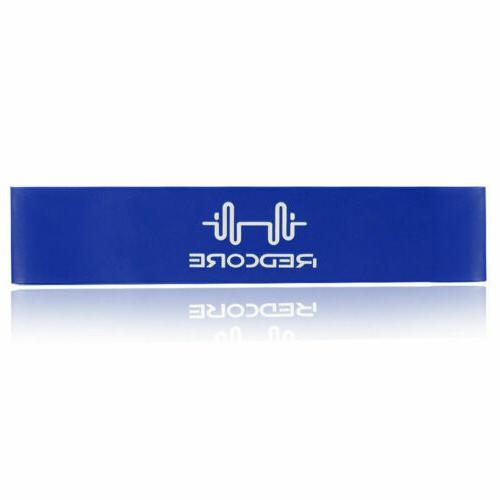 Set of Bands Loop Exercise Workout CrossFit Fitness Yoga Band