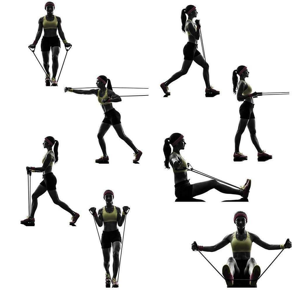 REEHUT Single 15-20 Exercise w/Door and