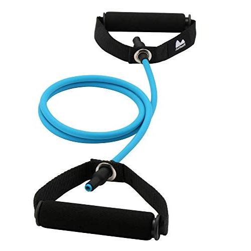 REEHUT Resistance Band Exercise Tube with Handle, Therapy, Pilates,Boxing Strength