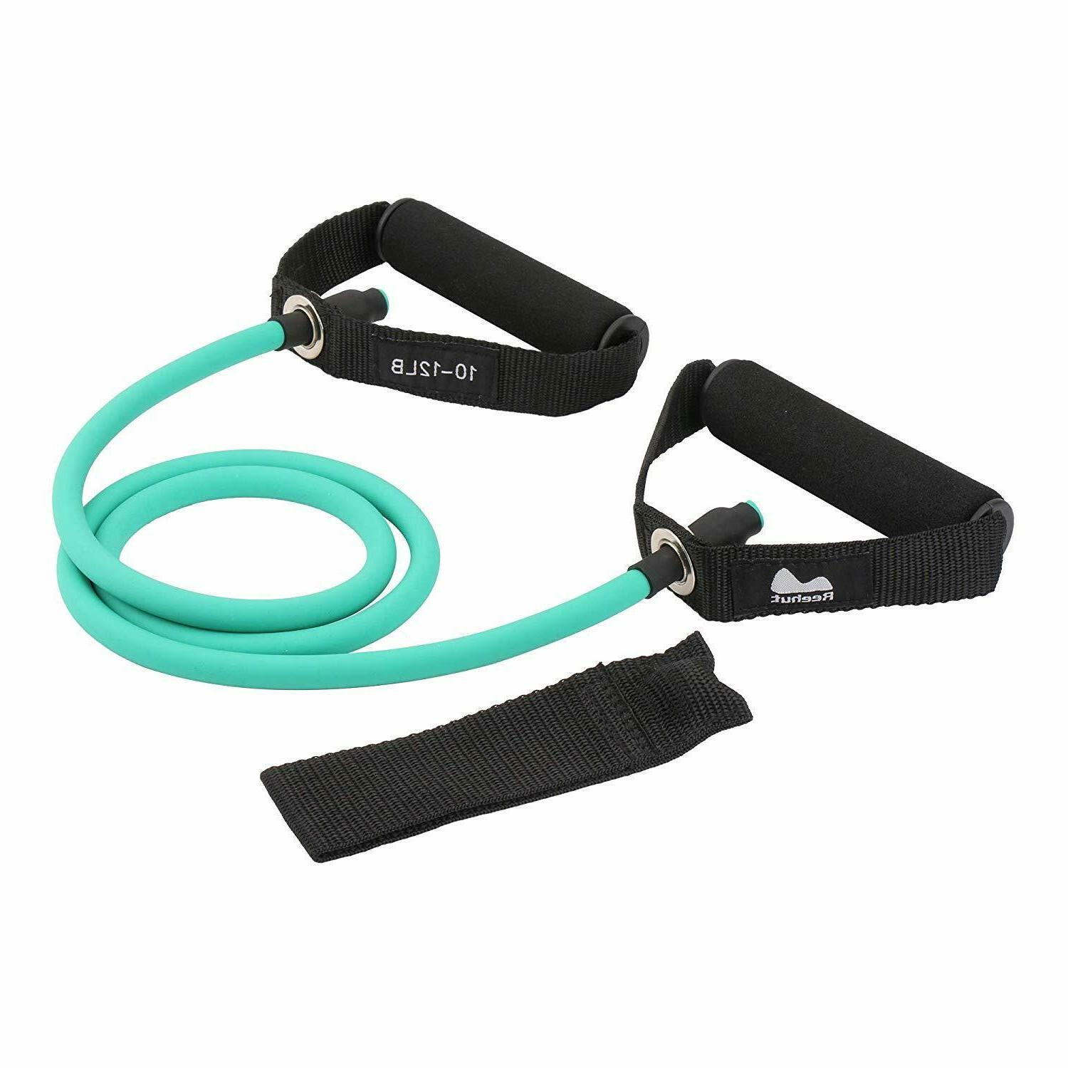 single resistance band exercise tube door anchor
