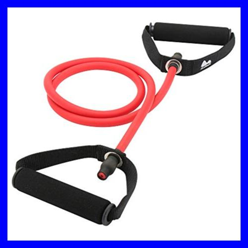 REEHUT Resistance Exercise Tube W Handle Door & For Tr