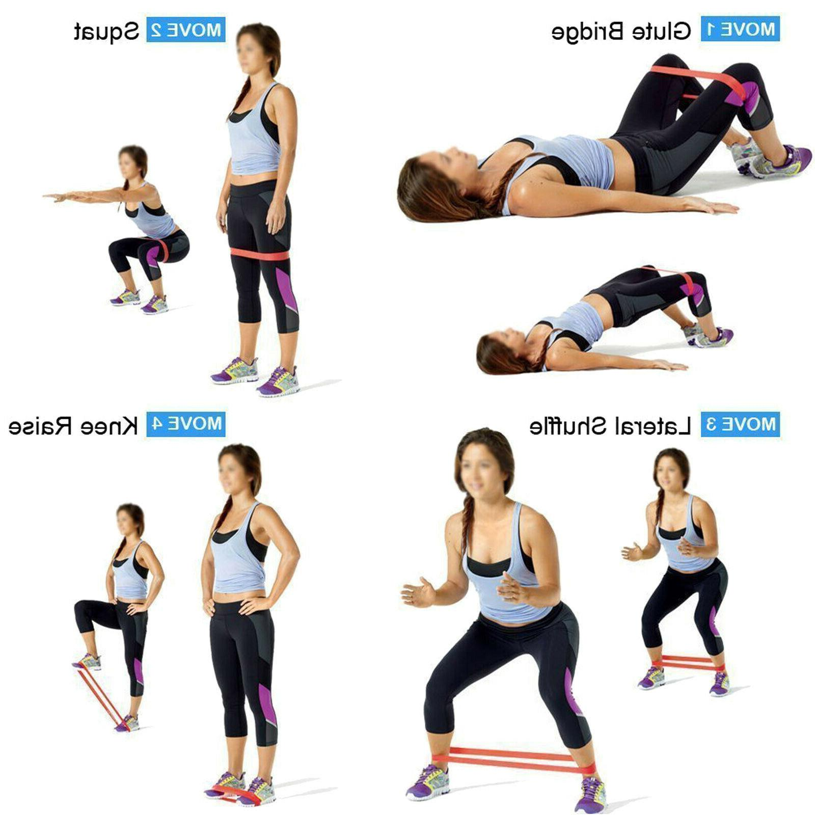 Snap-Proof Bands Loop Set for Women and -