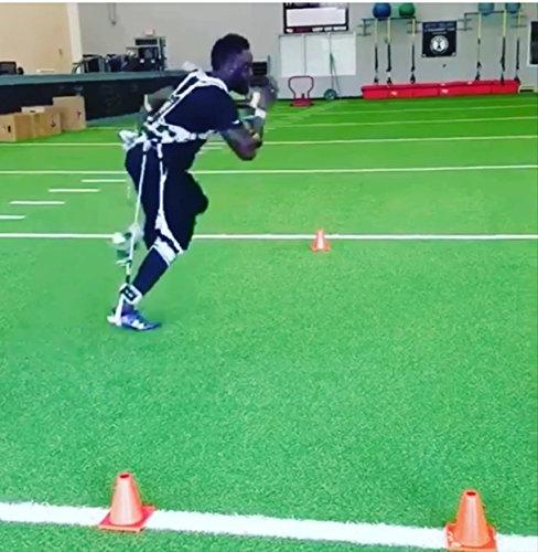Juke Speed Professional Training - Body for Speed, Agility Explosion
