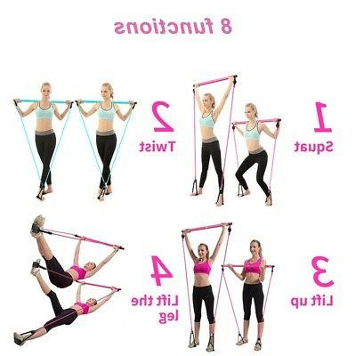 Sport Pilates with Home Exercise Fitness Sport