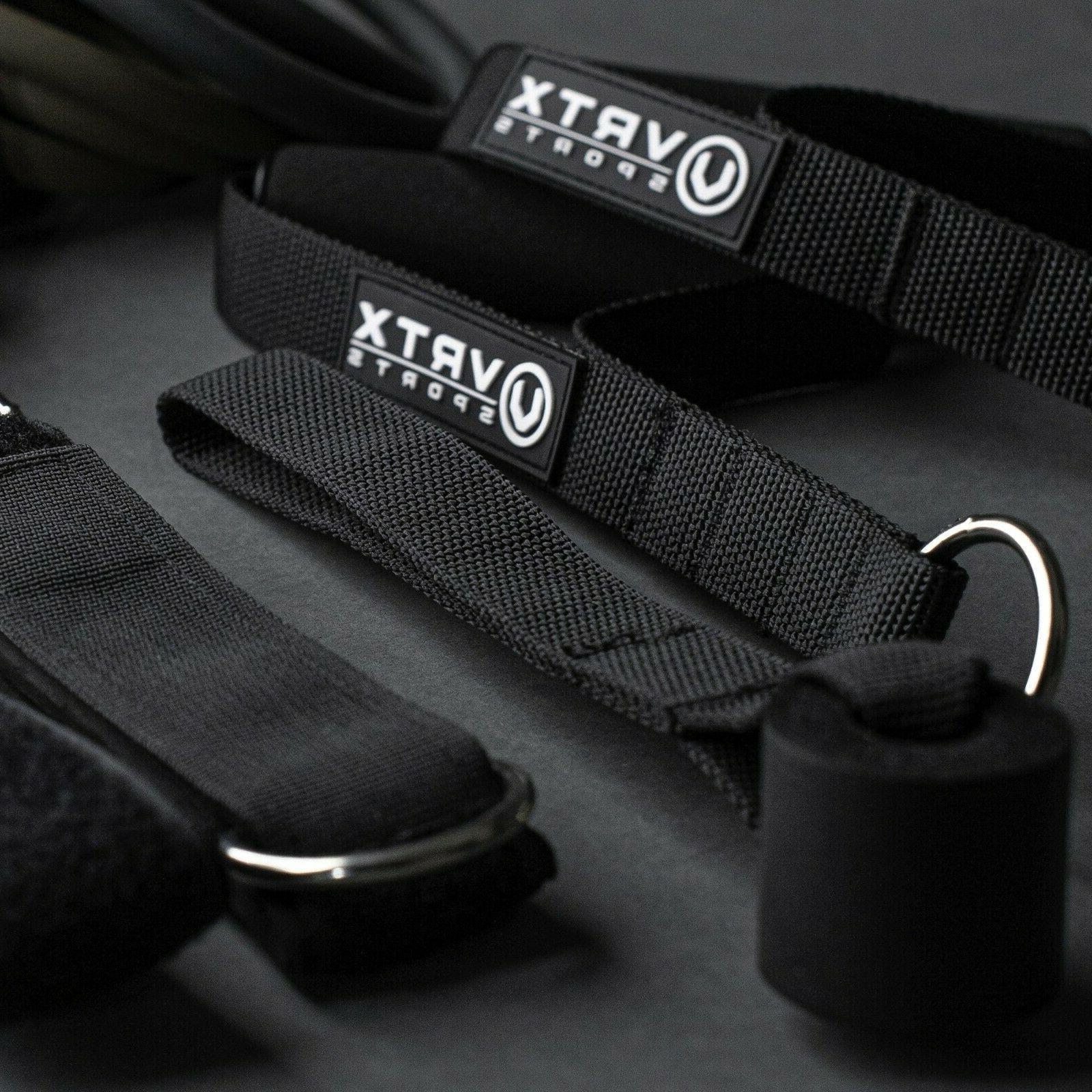 VRTX SPORTS Stackable Resistance Gym Workout