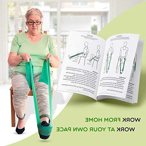 Healthy Chair Program bands, exercise Ideal for rehab or Perfect gift or grandpa