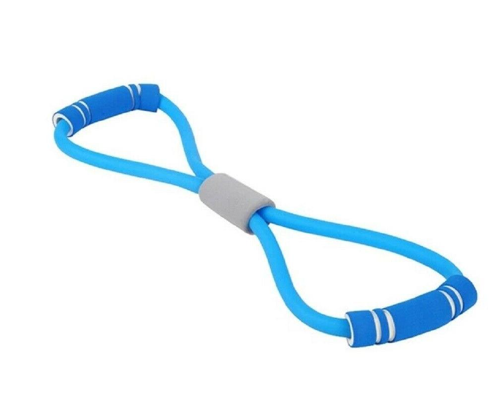 Stretch Band Rubber Arm Fitness Exercise